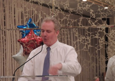 Chris Van Hollen, JJ Dinner 2015