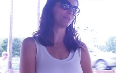 CCDemClub Picnic 2015, Melissa Joseph from Chris Van Hollen's office