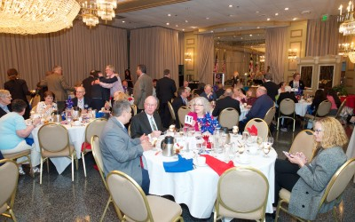 Democratic Victory Dinner 2016