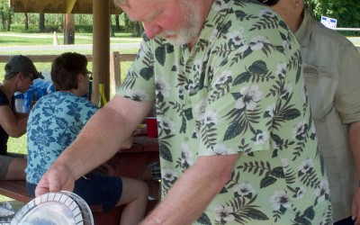 CCDemClub Picnic 2016, Don West