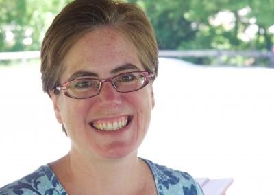 CCDemClub Picnic 2016, School Board candidate Donna Sivigny