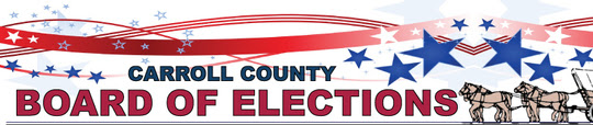 Carroll County Board of Elections