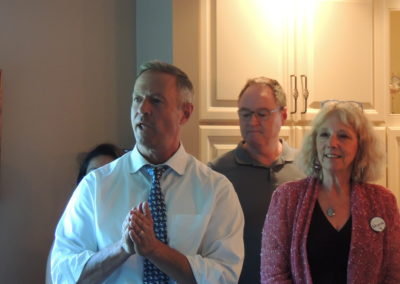 Emily Shank Fundraiser with Martin O'Malley